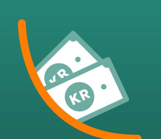 Lommebudget applikationen