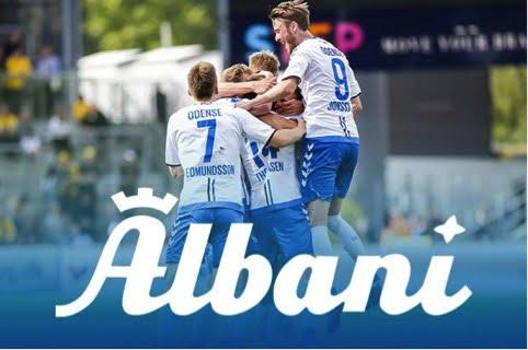 Albani ny sponsor for OB