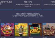 Anmeldelse af gaming portalen Maria Casino